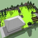 wizualizacja_ogrod_geometryczny_murek_oporowy